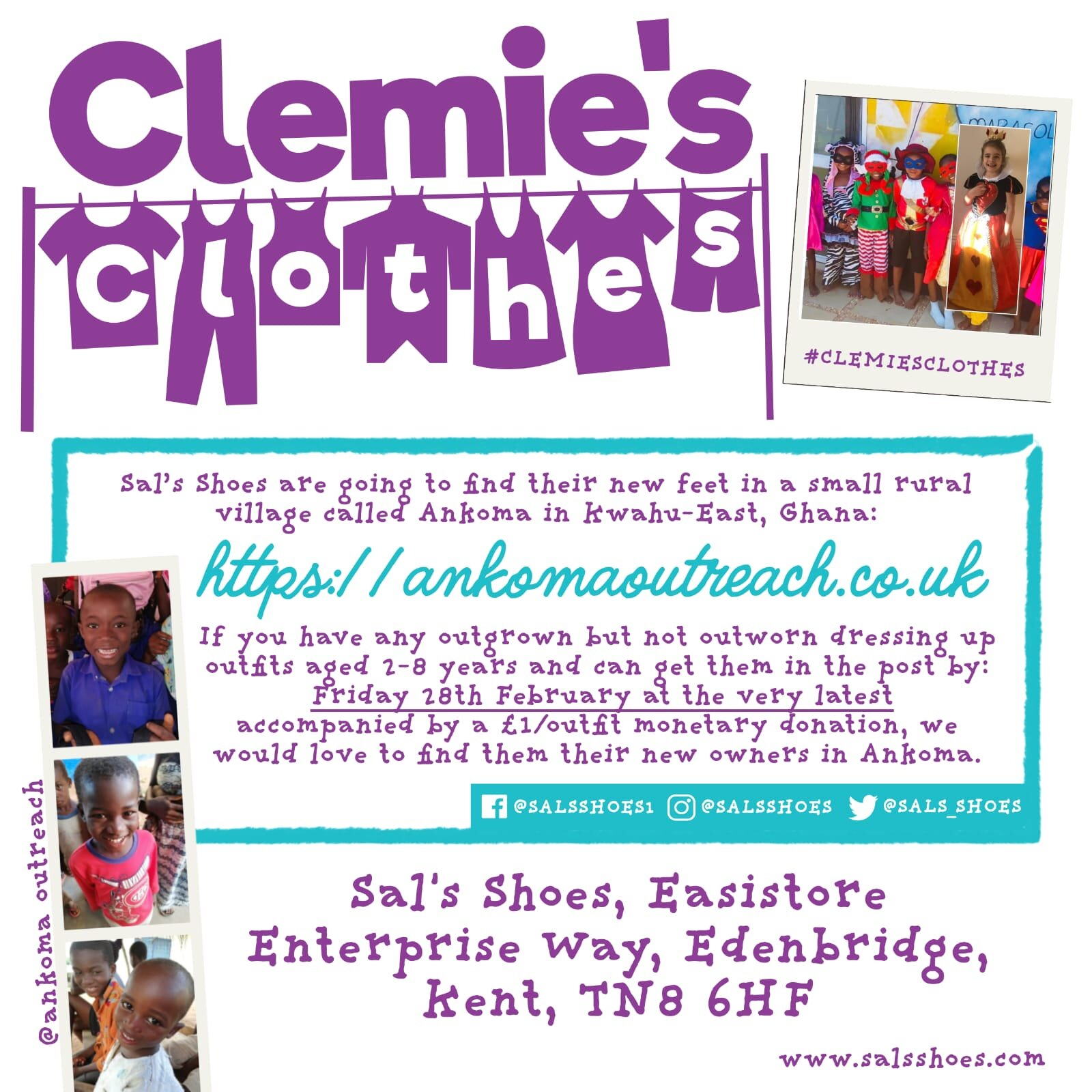 Clemie's Clothes Ghana