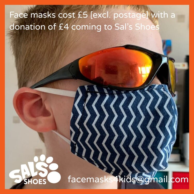 Facemasks 4 Kids